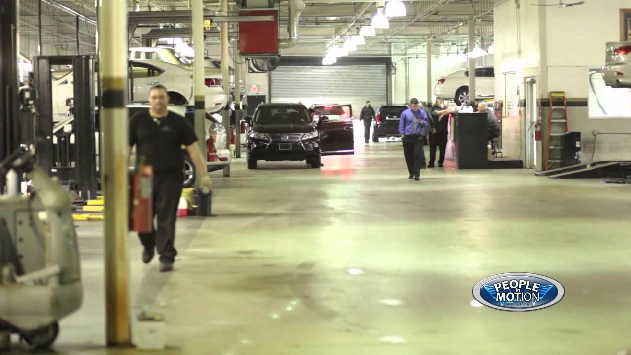 Lexus Of Massapequa >> People In Motion Meet Our Service Director For Lexus Of Massapequa