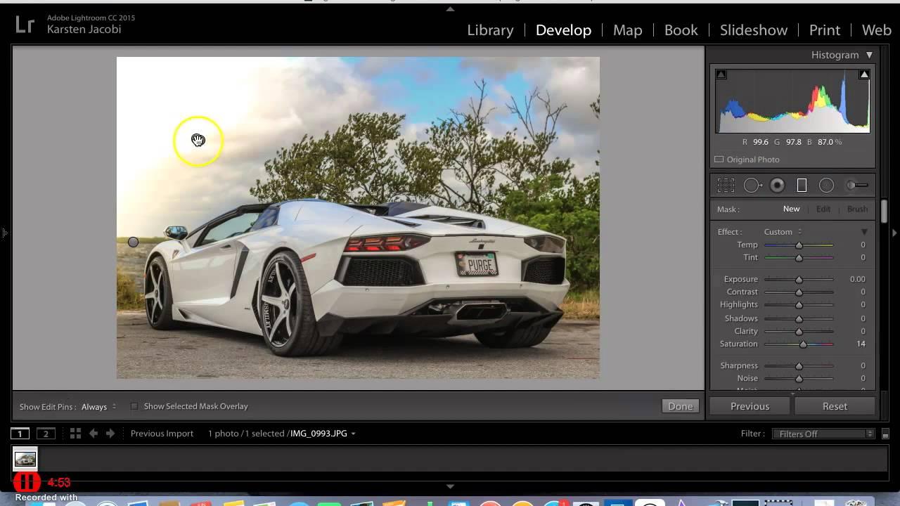 auto photoshop editing services