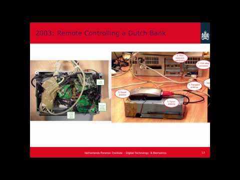 OHM 2013: Forensic Hardware Hacking @NFI