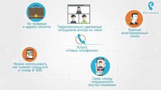 видео Техподдержка интернета Вега - Телефоны