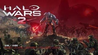 Halo Wars 2- Misión 1 La señal Legendario/ Mission 1 The signal Legend