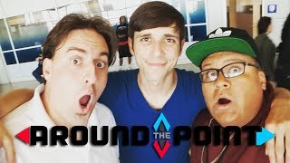 ITHKS INTERVIEW WITH OKAYFABE & MATT FROM INTHEROPESSHOW | AROUND THE POINT PART 1
