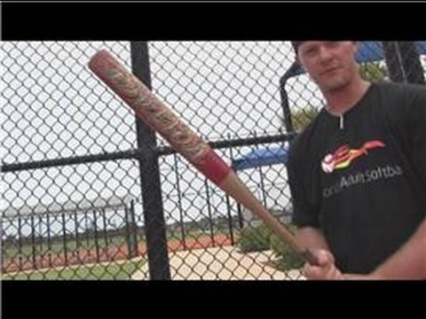 Baseball & Softball : How to Select a Softball Bat