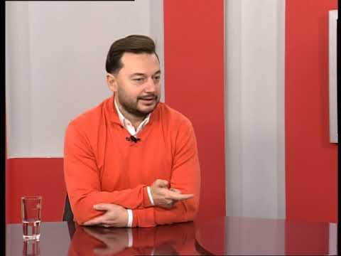 Актуальне інтерв'ю. Ю. Соловей. Про візит в США, роботу на окрузі, прийняття бюджету та вибори-2019