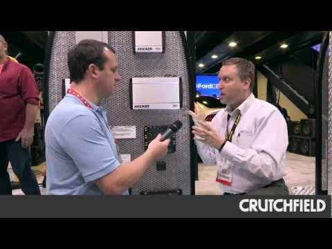 Kicker Front Row Digital Signal Processor Overview | Crutchfield Video