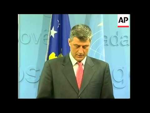 Kosovo EU envoy meets Prime Minister, comment on partition
