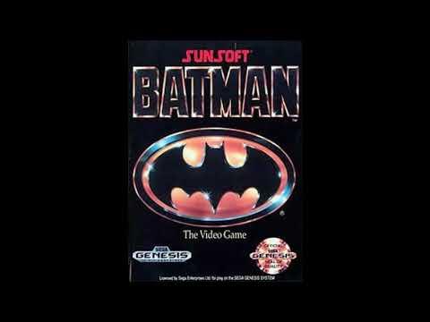 Batman Gotham City Streets Super Remix (Genesis)