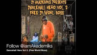DANCEHALL HERO VOL 2 (Free Vybz Kartel) Mixtape  by DJ Akademiks