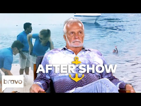 Who Saved Ashton Pienaar's Life?   Below Deck After Show Part 1 (S6 Ep11)   Bravo from YouTube · Duration:  6 minutes 30 seconds