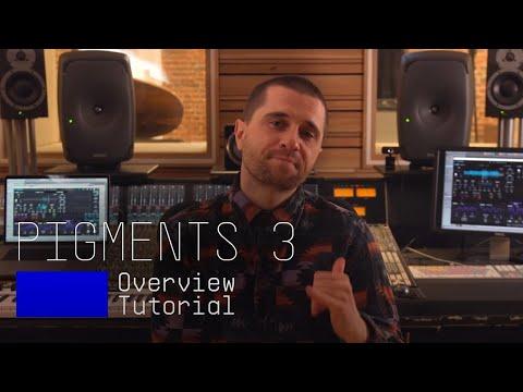 Tutorials | Pigments 3 - Episode 6: Overview