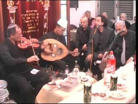 מנחם עמר הילולא טברי'ה עם הזמר פייטן  ליאור אלמליח