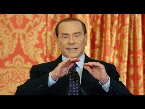 Berlusconi wants to stay in politics