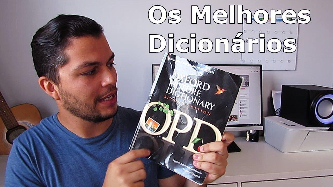 MELHORES DICIONÁRIOS EM INGLÊS- MrTeacherPaulo