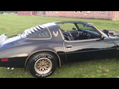 1979 Pontiac Trans Am Y84 Special Edition Worldwide eBay Auction