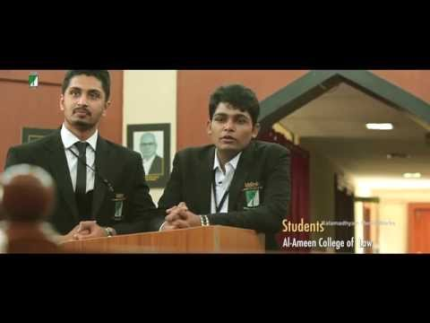 Al Ameen College of Law-Bangalore