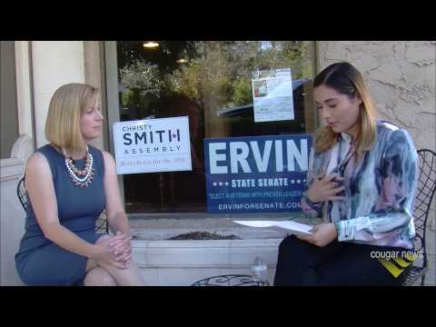 One on one with Christy Smith