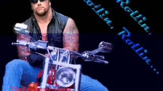 "The Undertaker 20th WWE Theme Song ""Rollin""(Air Raid Vehicle)"