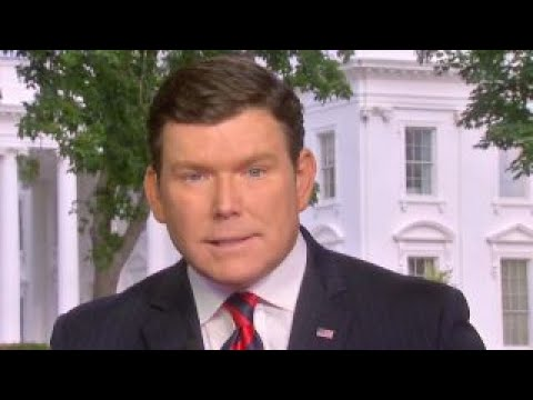 Bret Baier invites President Trump to a North Lawn interview