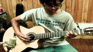 Here Without You - 3 Doors Down - Fingerstyle/ Guitar Solo Cover by La Thang