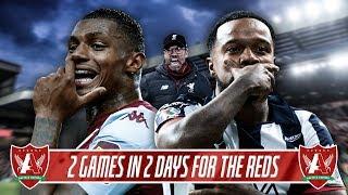 LIVERPOOL GET ATLETICO MADRID | Liverpool vs Aston Villa & Monterrey Preview