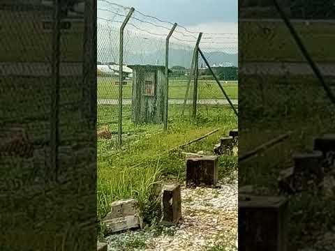 Tiger Airways(scoot).....take off in lapangan terbang sultan azlan shah ipoh airport(wmki)