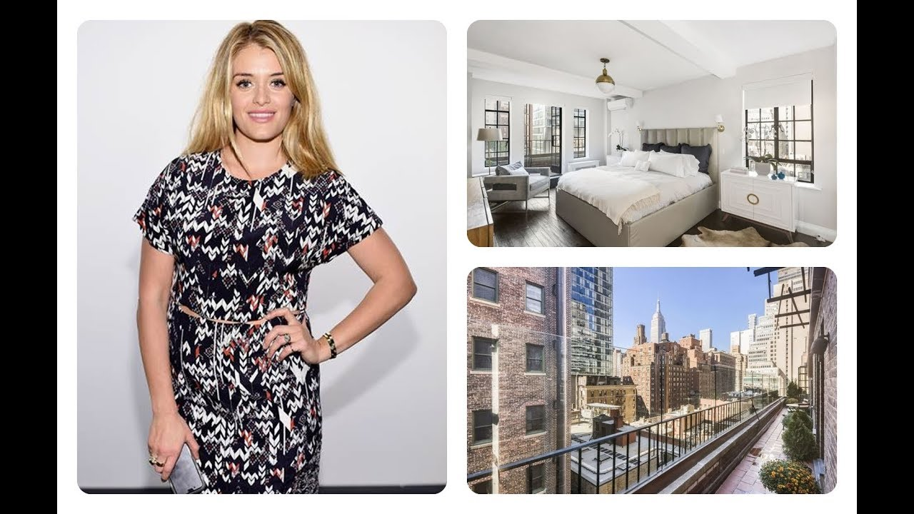 Tour Daphne Oz S Manhattan New York Apartment Hd