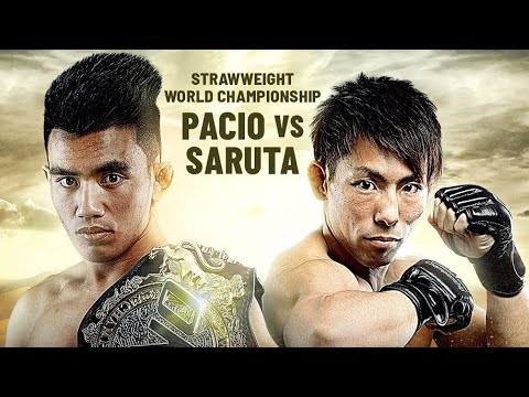 Joshua Pacio vs. Yosuke Saruta Headlines ONE: ETERNAL GLORY | The Best Of ONE Championship