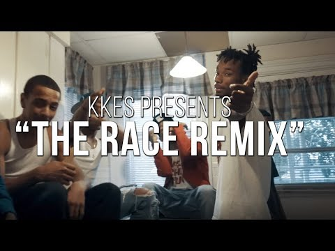 Rich Mir x DC x J-Rock THE RACE (TAY-K REMIX)