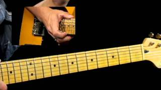 50 Texas Blues Licks - #42 Joyful Shuffle - Guitar Lesson - Corey Congilio