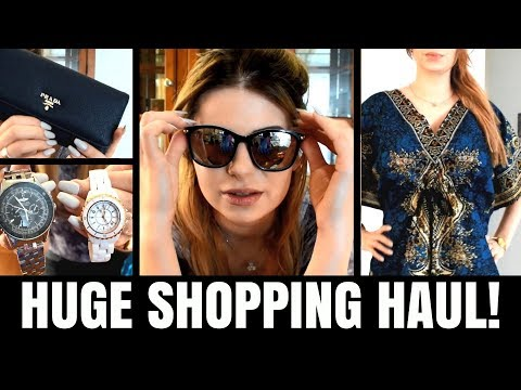 HUGE Bangkok Haul 2017 + current prices & shopping tips