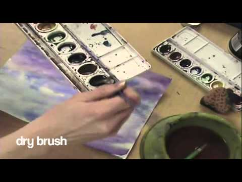 Watercolor tips and tricks youtube for Watercolour tips and tricks