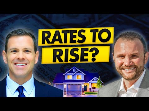 Mortgage Interest Rates to Rise?! Ft. Jim Black of All Cal Financial