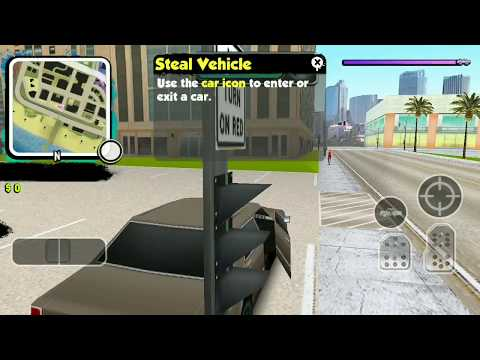 Gangstar West Coast Hustle HD Gameloft 2018 (offline) | Download | Gameplay (Android) | Review |