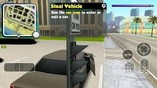 Gangstar West Coast Hustle HD Gameloft 2018 offline game all android device hindi
