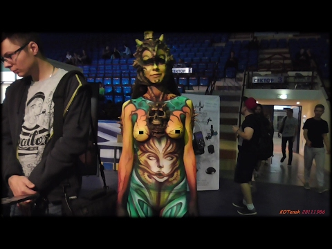 Body Painting Tattoo Body Art Fest