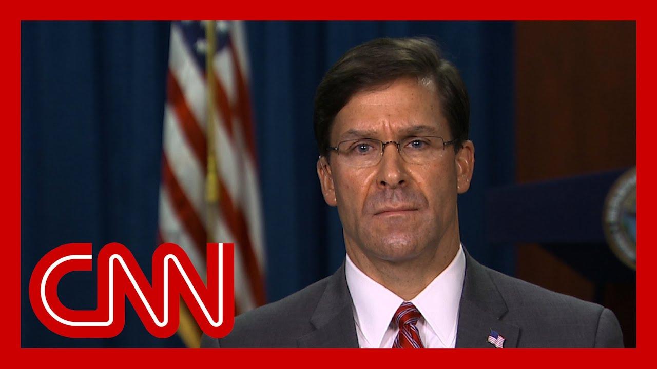 Navy secretary says White House not involved in Brett Crozier ...