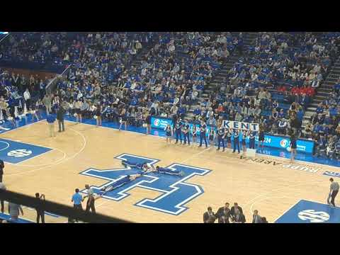 Tony Delk as Y at Kentucky Basketball vs Harvard