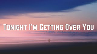 Carly Rae Jepsen - Tonİght I'm Getting Over You (Lyrics)
