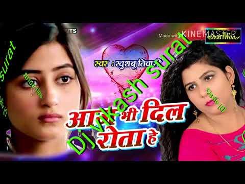 Aaj-Bhi-Dil-Rota-Hai-Khushboo-Tiwari-Mix-By-Dj vikash surat