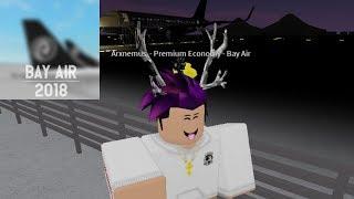 PREMIUM ECONOMY | Bay Air - A320 | ROBLOX