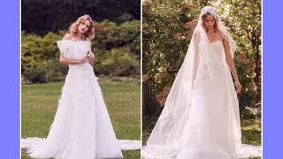 Модные свадебные платья 2019-2020, фото