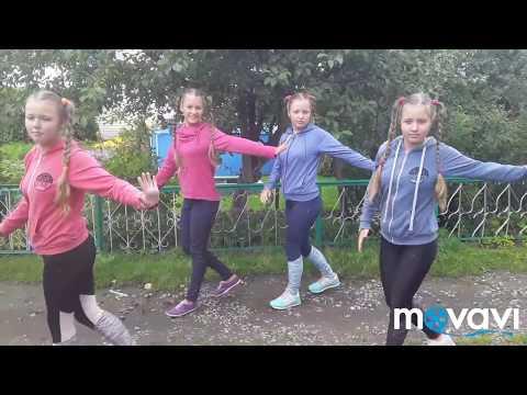 Танец под песню 'Ангелы в танце '