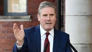 video: Keir Starmer says British public are not to blame for Government's failure to control coronavirus