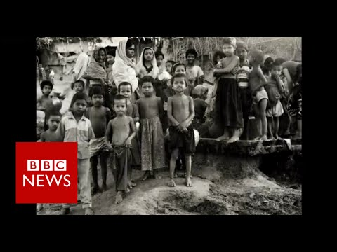 Photographing children of war around the world - BBC News