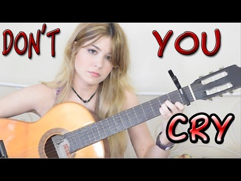 Kamelot - Don't You Cry (Cover)