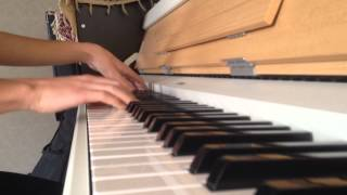 """ピアノでエレファントカシマシの面影を弾きました。アルバム""""ライフ""""の..."""