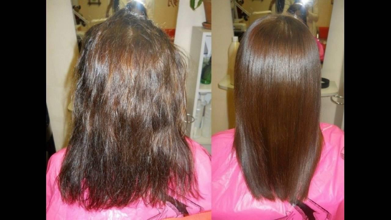 Brazilian hair straightening. Feedback on this method