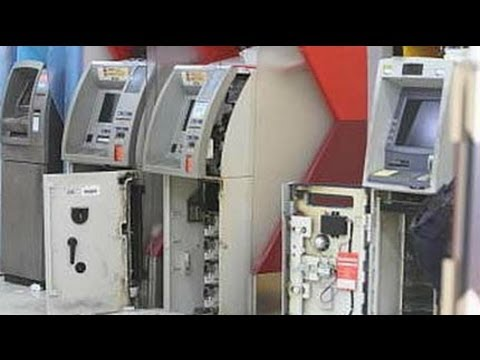 ATM theft: Robbers take RM270,920 from Malaysia mall ATM machine