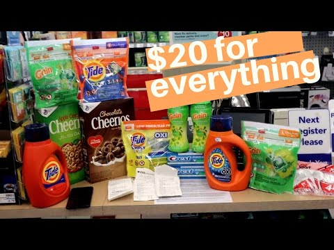 CVS Digital Couponing Deals! Easy  Learn how to coupon!