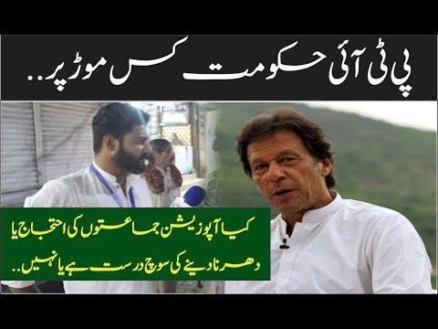 Imran Khan Government And Pakistan Current Situation